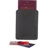 Lifeventure RFID Passport Opbevaring af værdigenstande grå